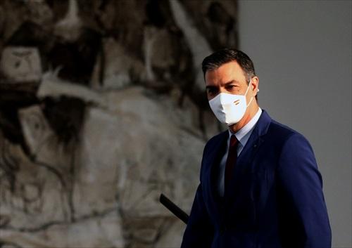 El president del govern espanyol, Pedro Sánchez, en una imatge d'arxiu | Europa Press