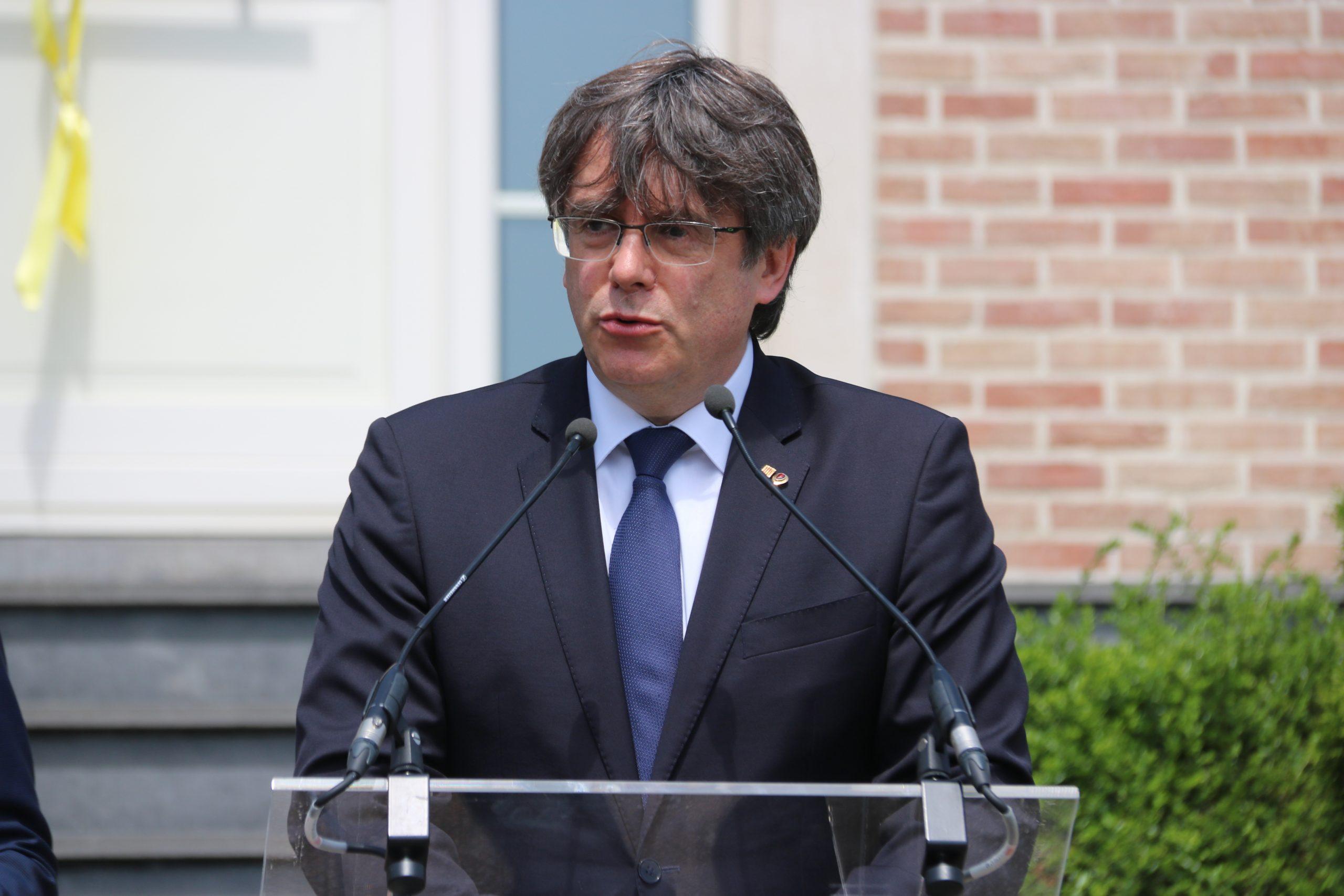 Carles Puigdemont | ACN