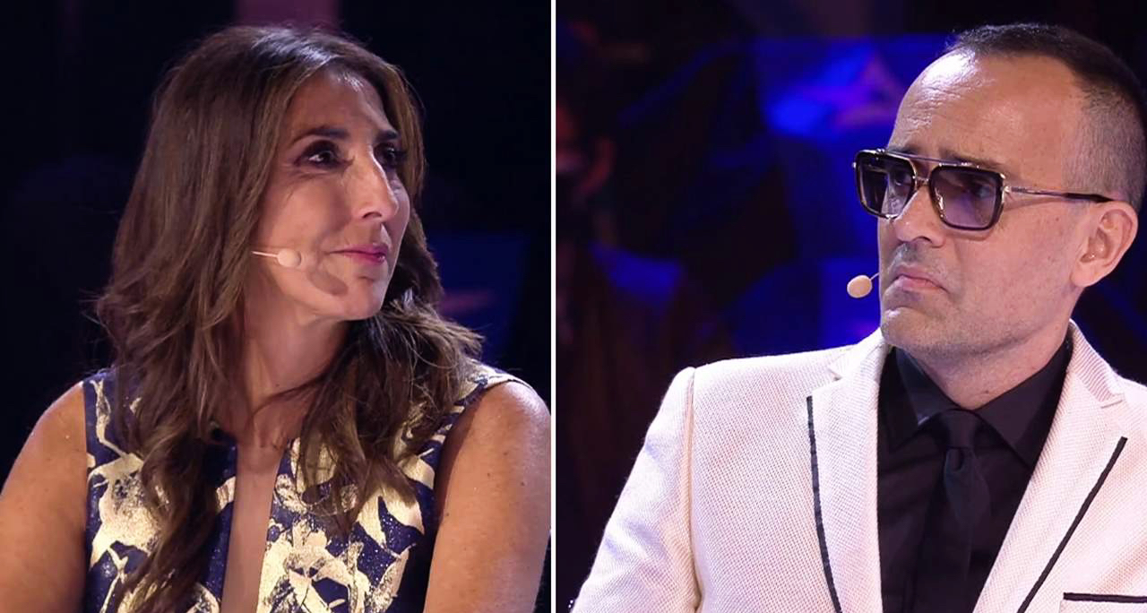 Paz Padilla i Risto a 'Got Talent' - Telecinco
