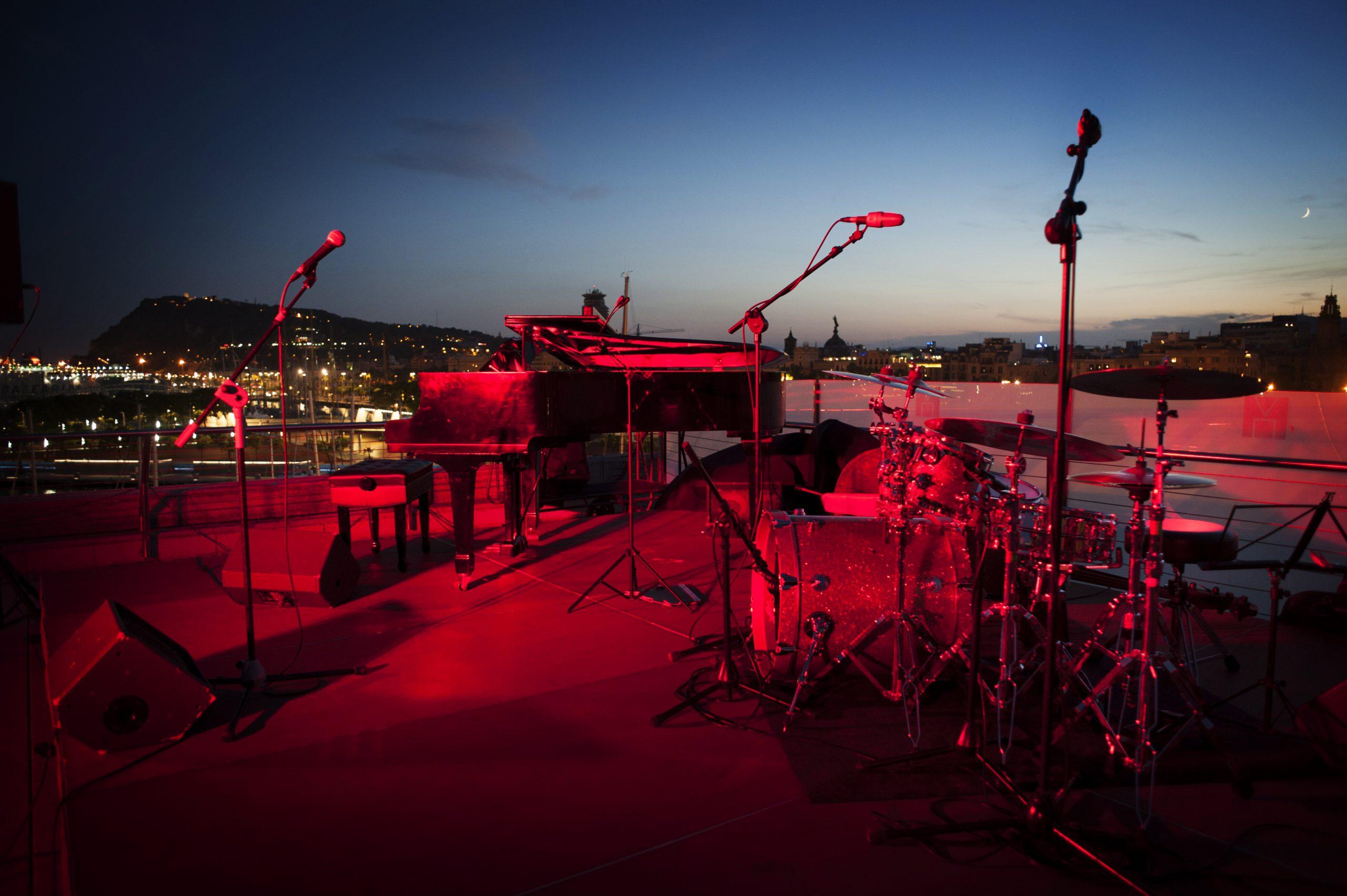 'Veus amb jazz', cicle de concerts d'estiu al museu LAURA SIMÓ & FRANCESC CAPELLA TRIO