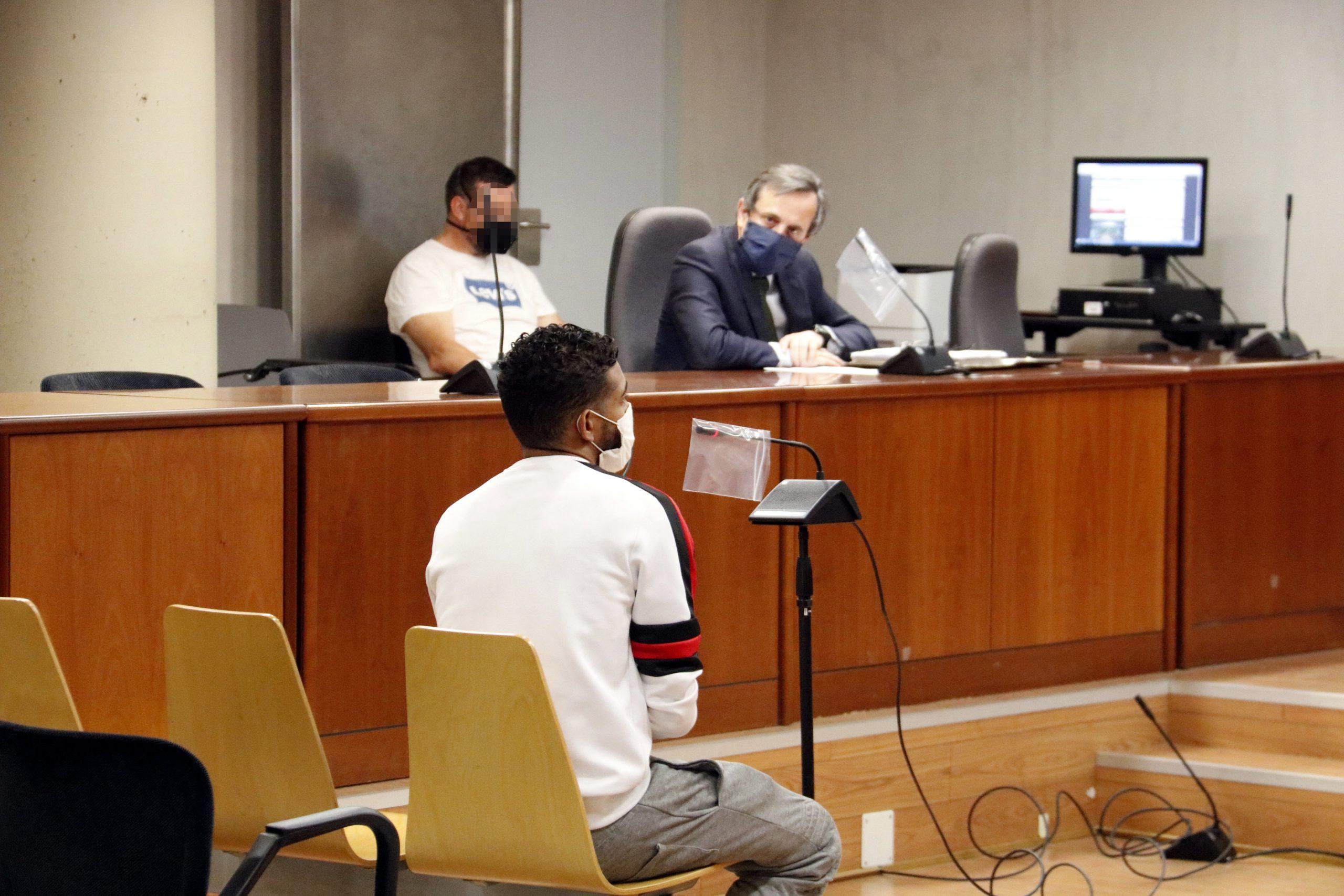 L'acusat d'un robatori amb violència en una sala de jocs de Lleida / ACN