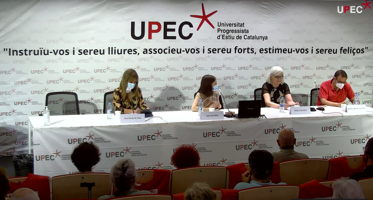 Sessió de l'edició 2021 de la UPEC
