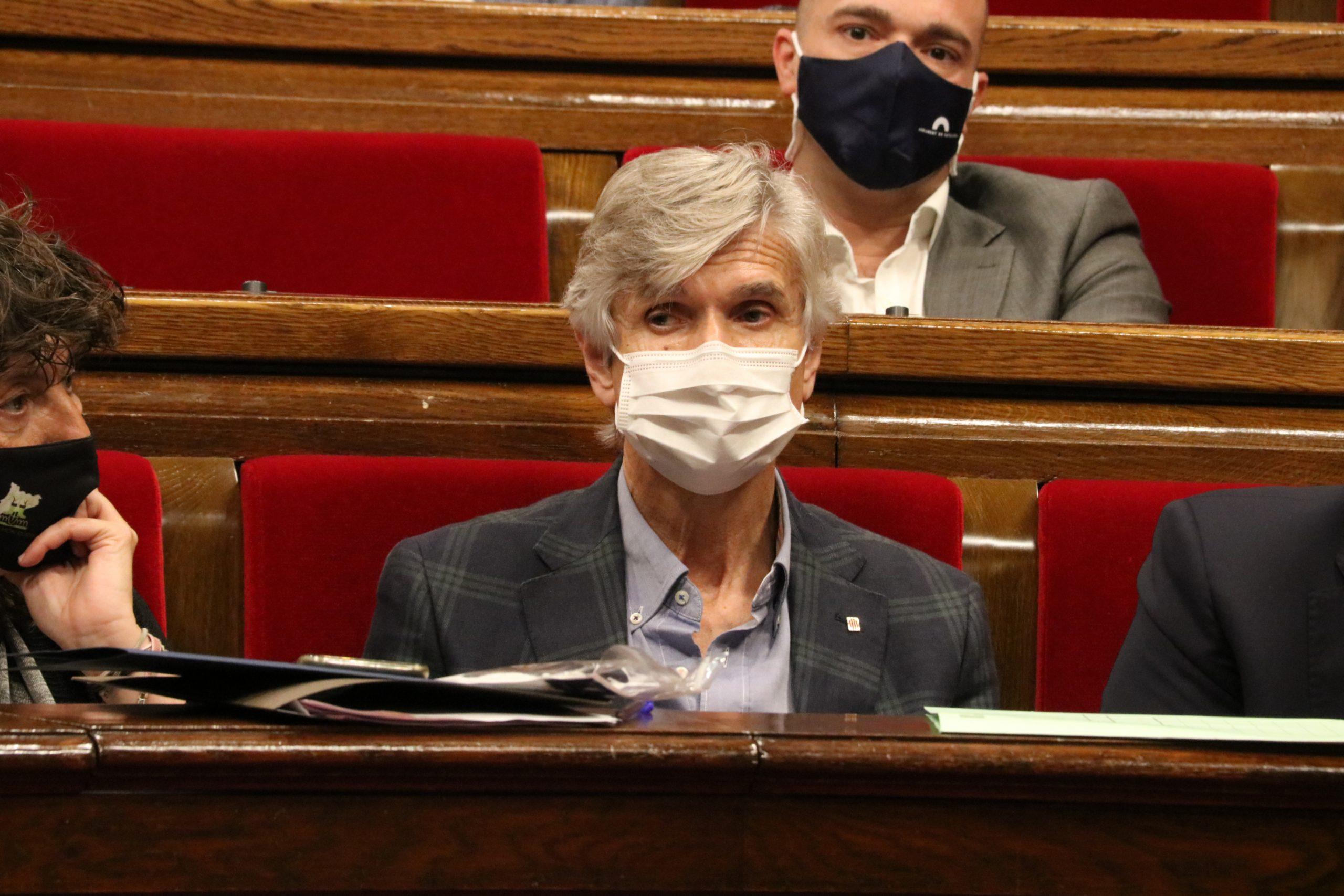 El conseller Josep Maria Argimon | ACN