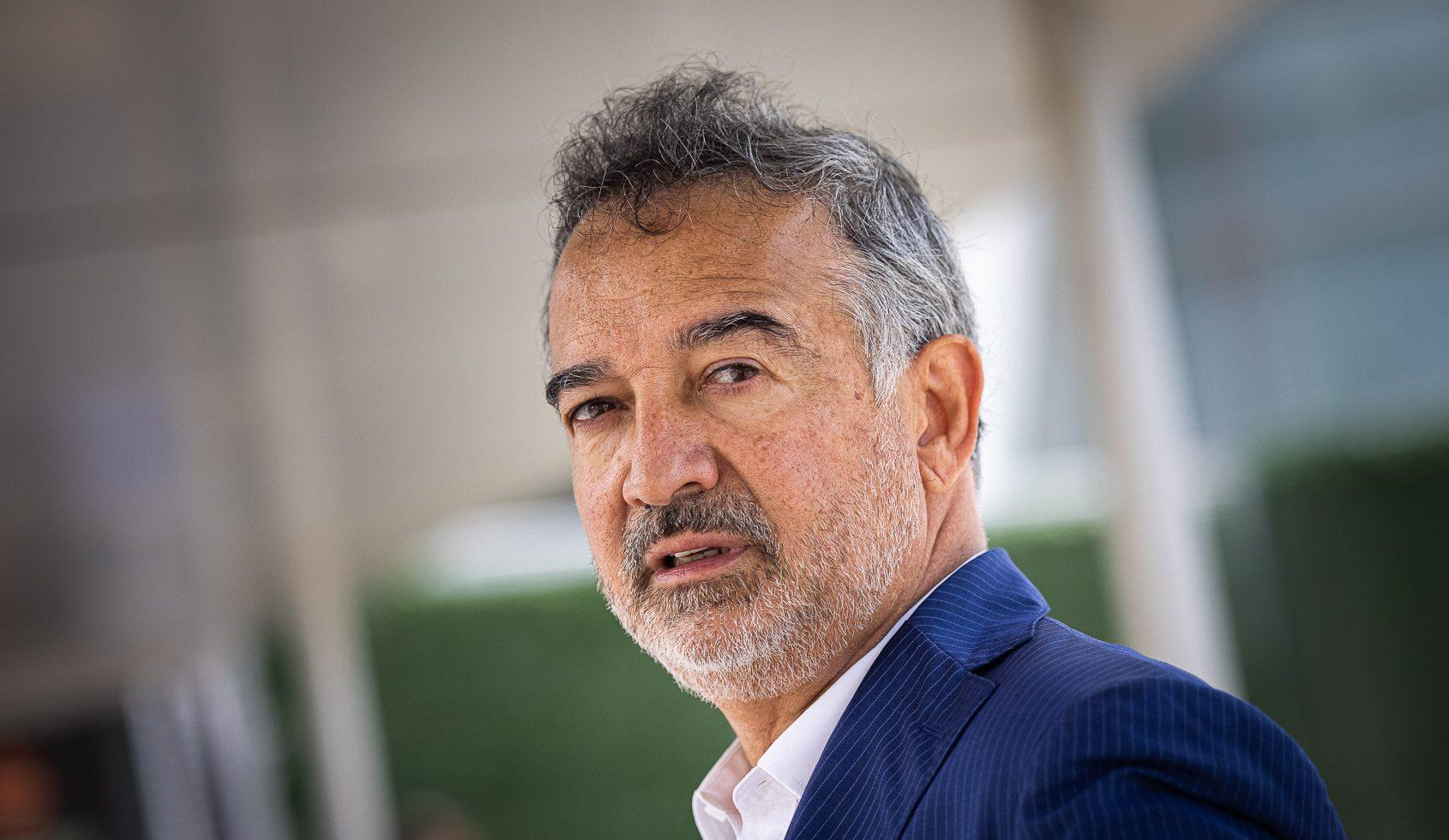 Ernest Pérez-Mas, CEO de Parlem Telecom / Jordi Borràs