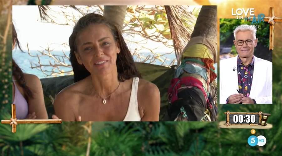 Olga Moreno a 'Supervivientes' - Telecinco