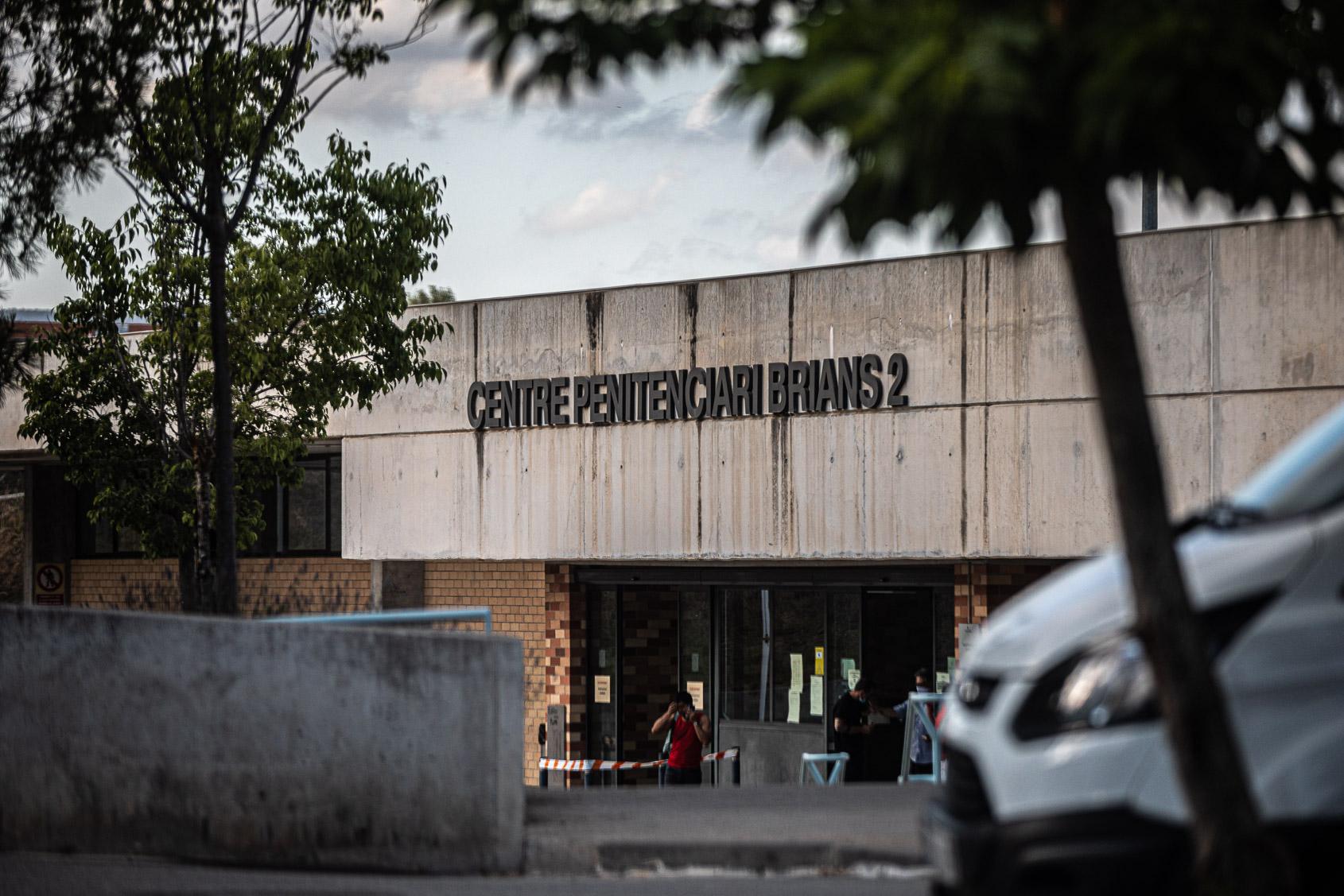 Entrada de la presó de Brians 2 / Jordi Borràs