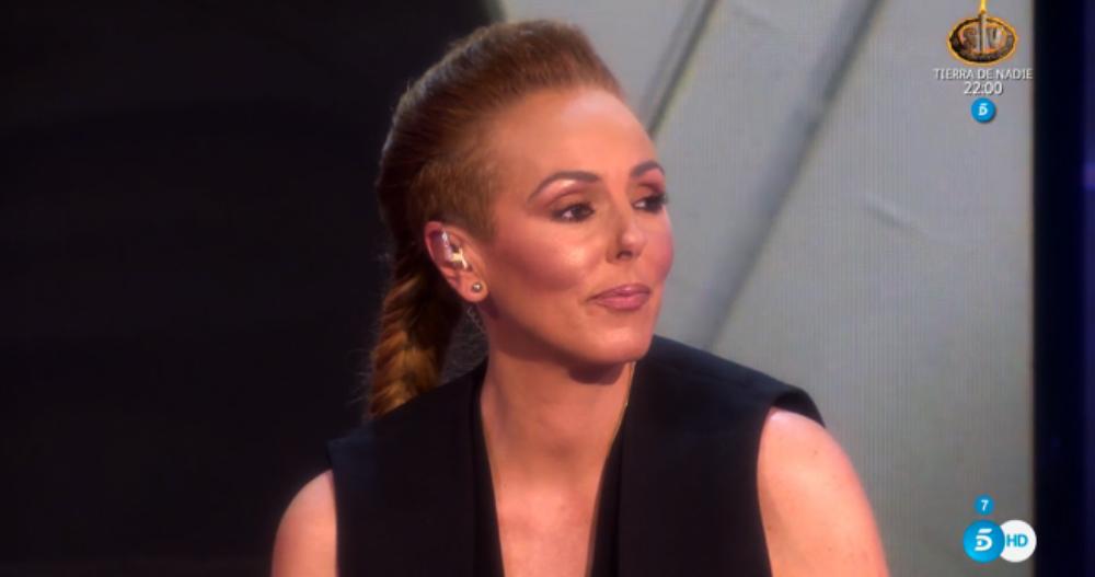 Rocío Carrasco s'estrena a 'Sálvame' - Telecinco