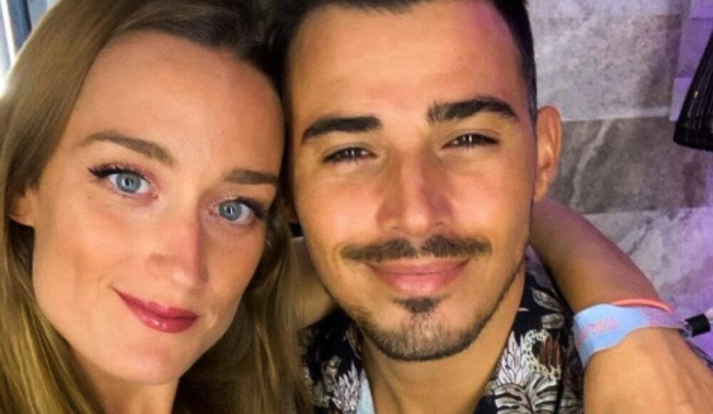 Mireia Belmonte i Ángel Capel - Instagram