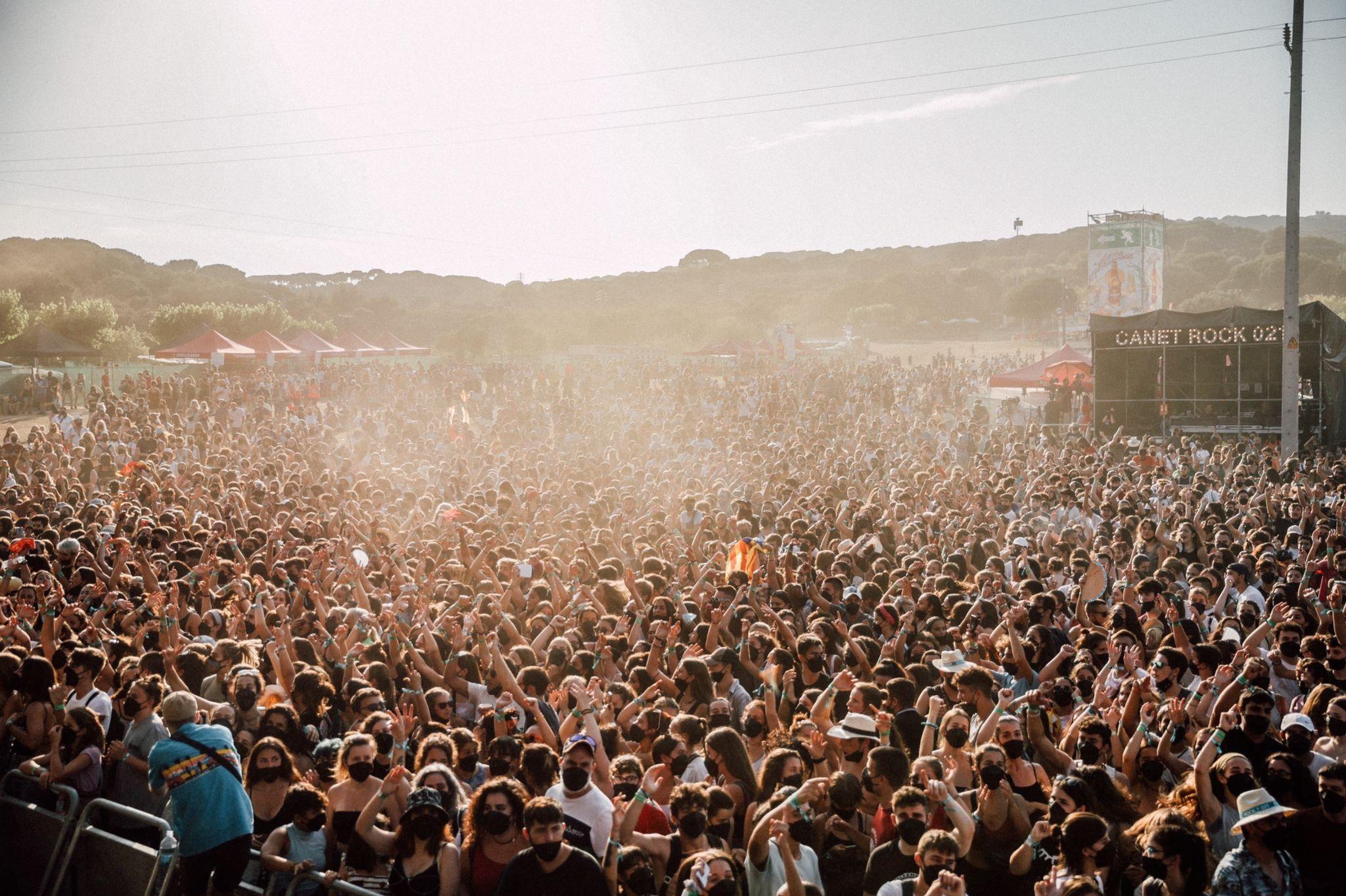 Festival Canet Rock 2021 / EUROPA PRESS