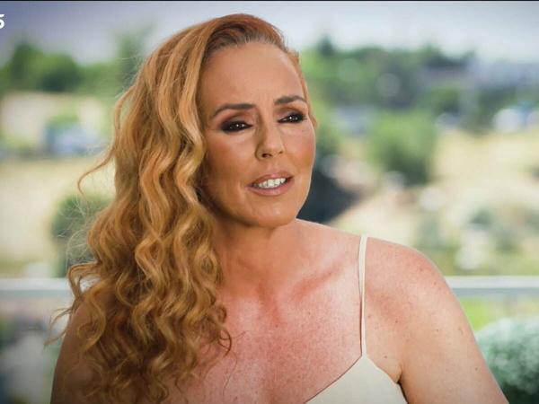 Rocío Carrasco, en el vídeo promocional de la segona part del documental / Telecinco