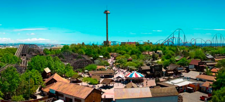 Els parcs d'atraccions, una bona opció per passar un estiu segur