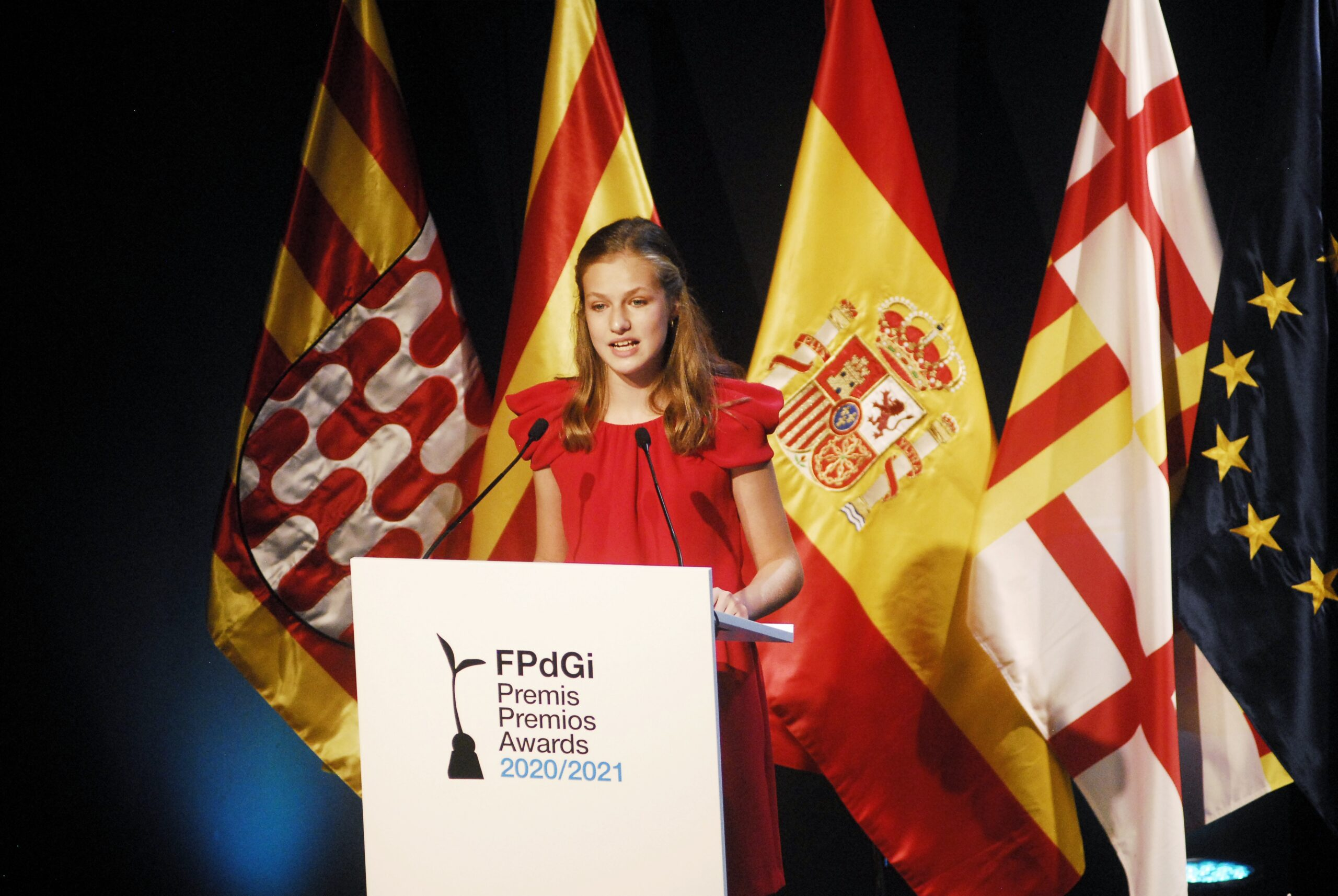 Elionor de Borbó   Europa Press