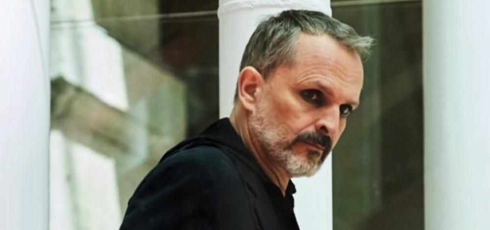 Miguel Bosé en una foto d'arxiu - Europa Press