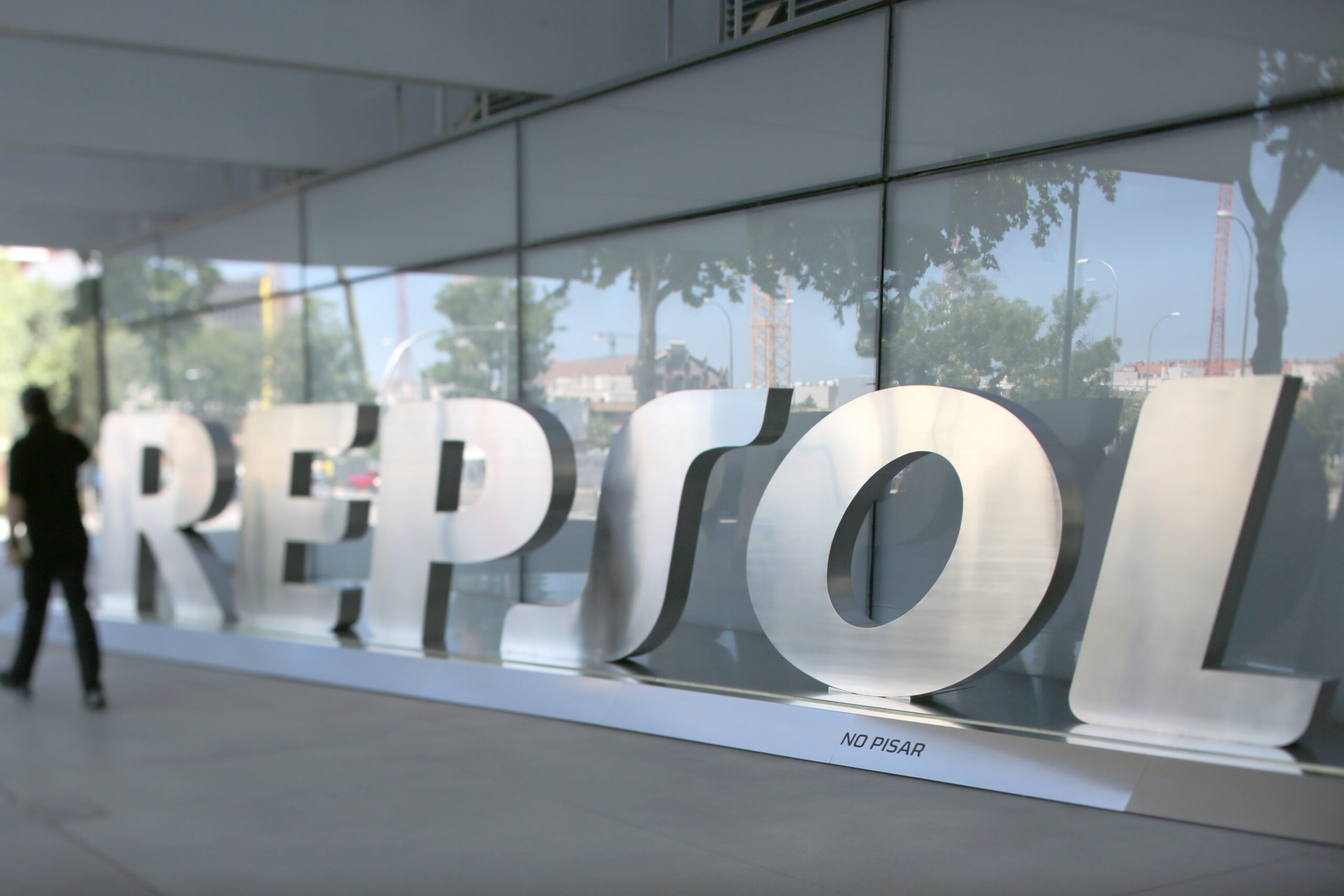 La seu nacional de Repsol / Europa Press
