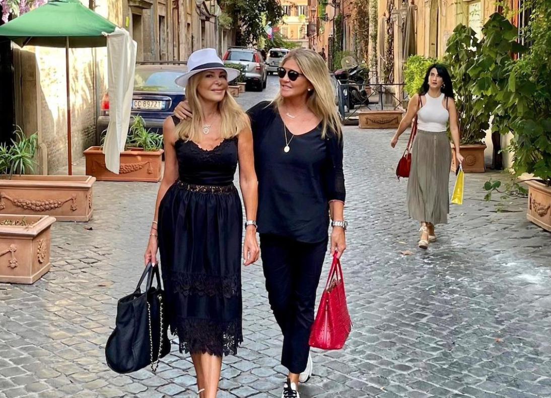Ana Obregón i Susana Uribarri   Instagram