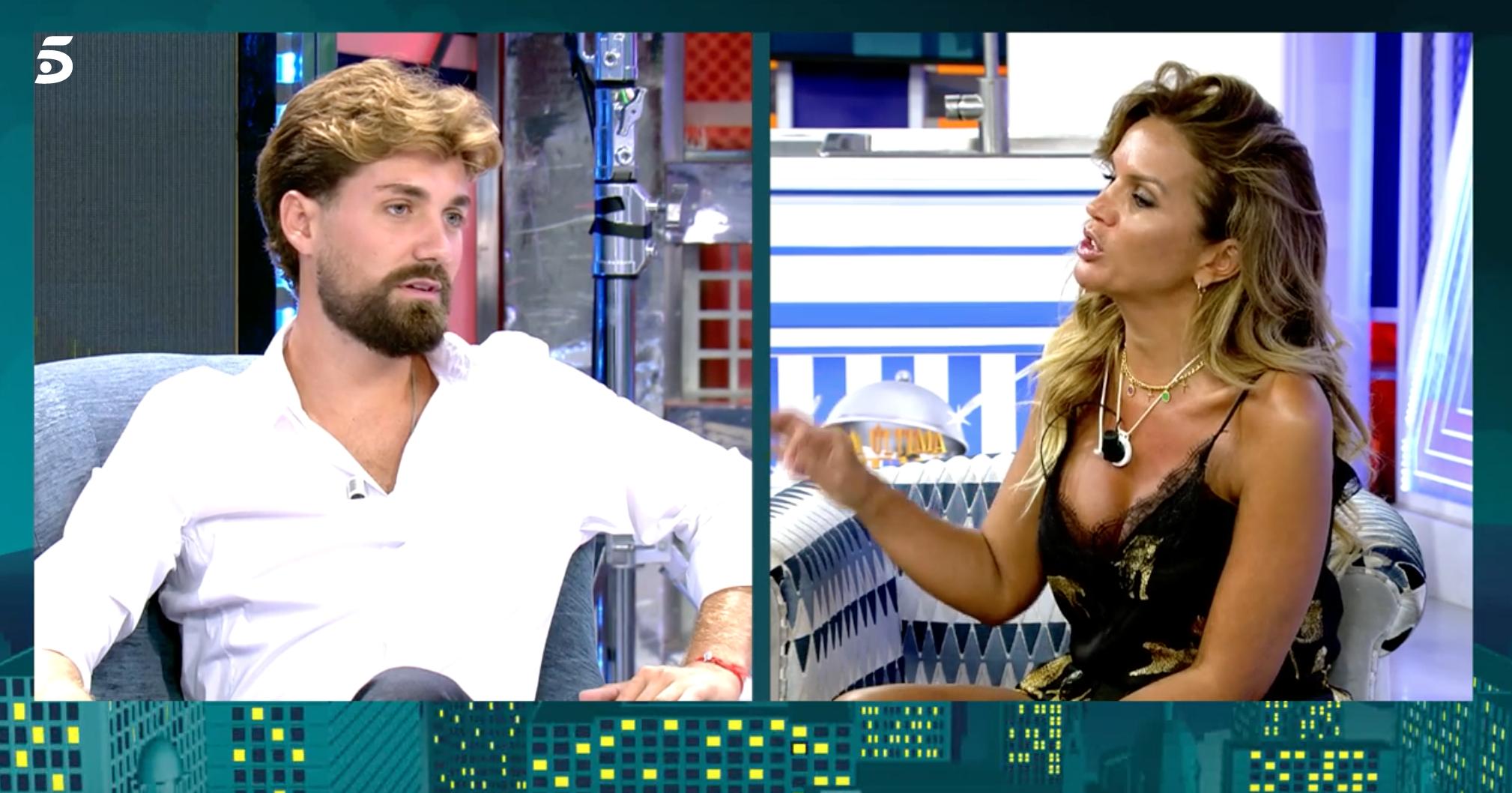 Alejandro Albalá i Marta López   Telecinco