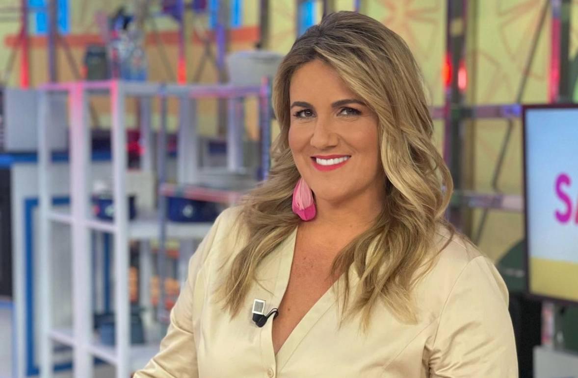 La presentadora Carlota Corredera | Instagram