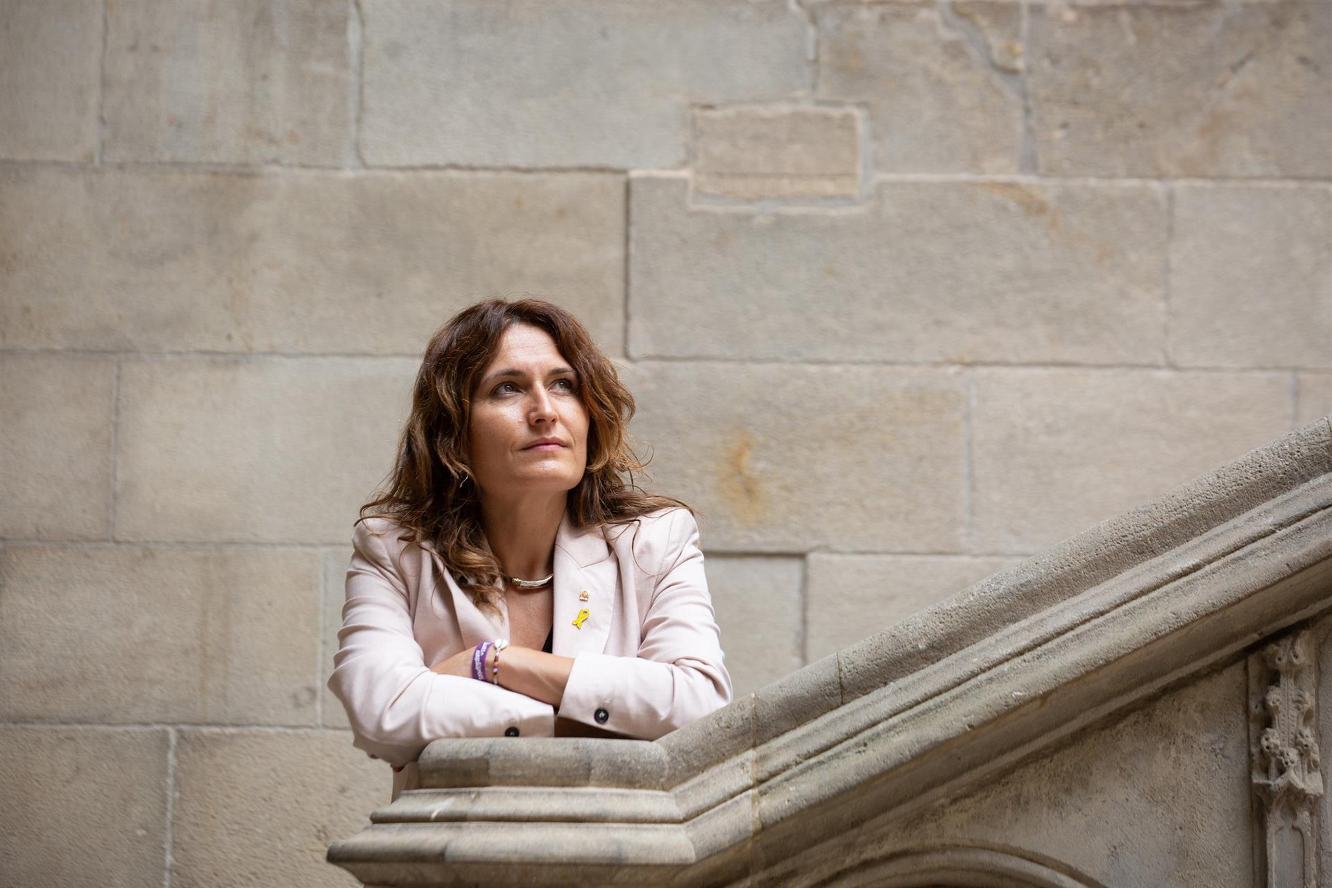 La consellera de la Presidència, Laura Vilagrà | Europa Press