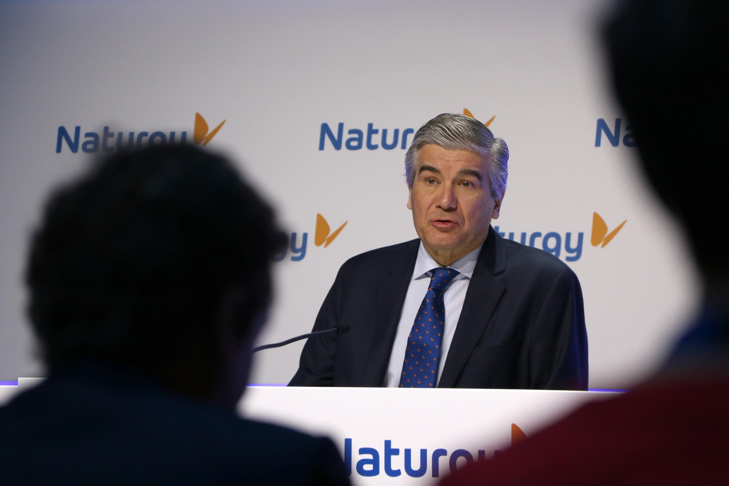 El president executiu de Naturgy, Francisco Reynés | ACN
