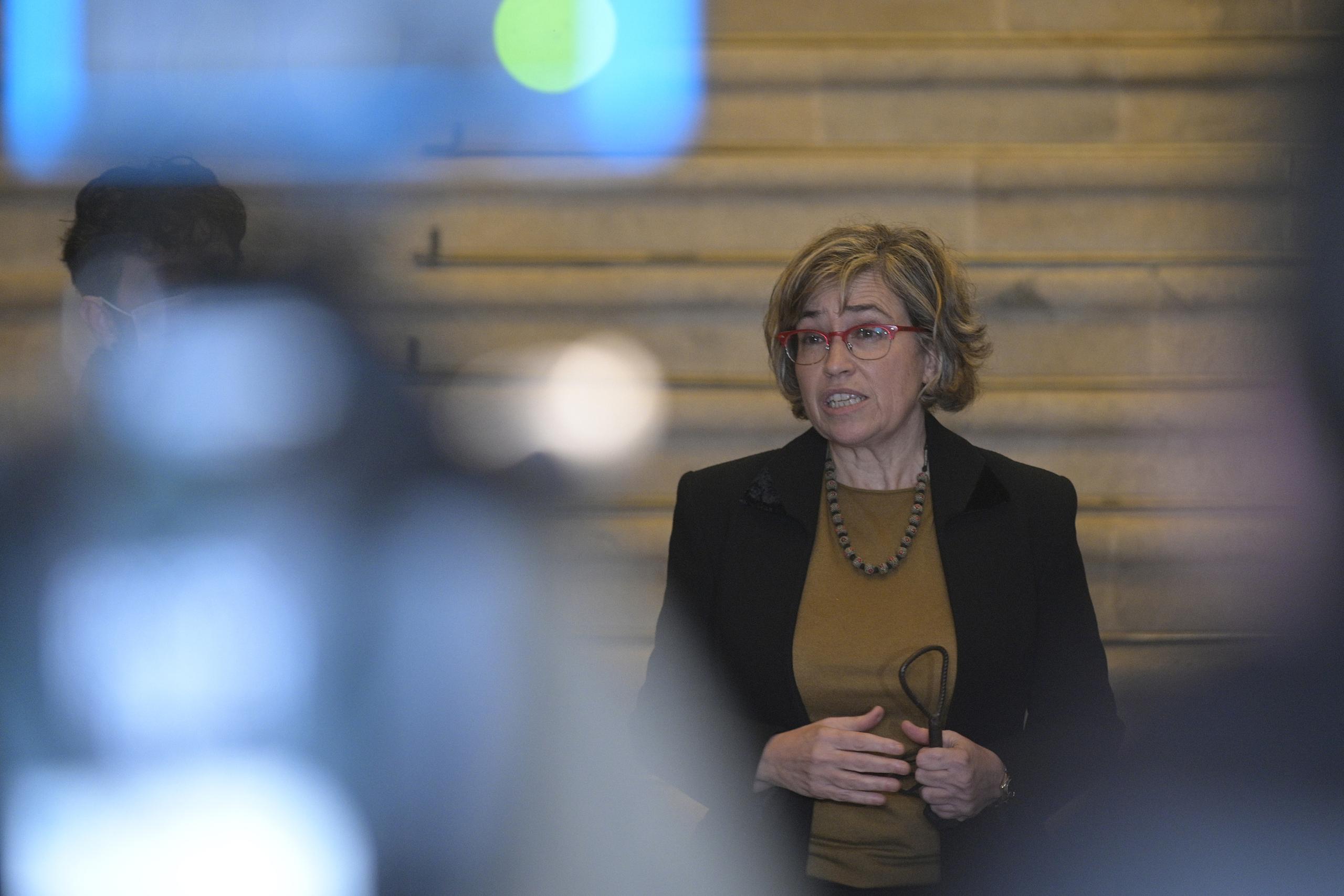 L'advocada general de l'Estat, Consuelo Castro, en una imatge d'arxiu / Europa Press