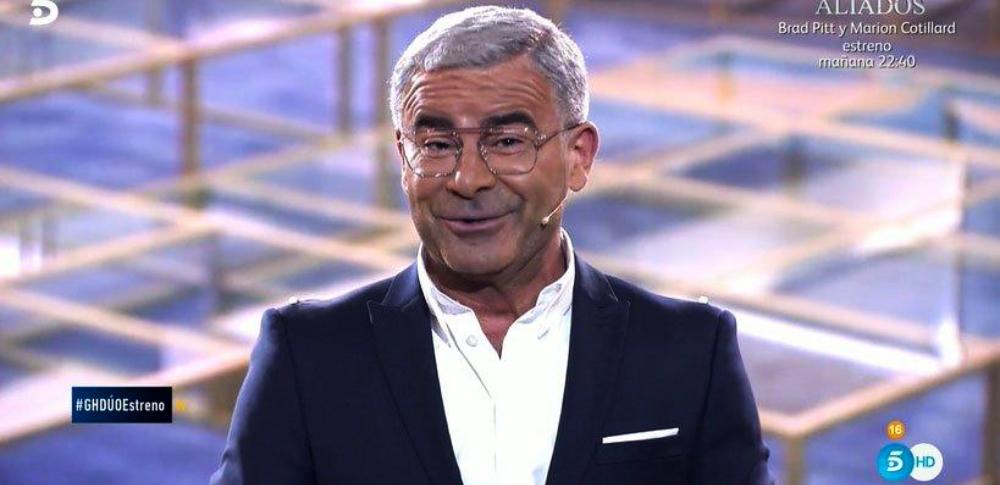 Jorge Javier, presentador estrella de Telecinco