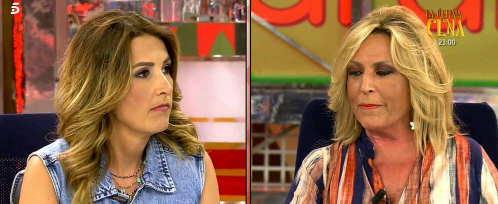 Laura Fa critica Lydia Lozano - Telecinco