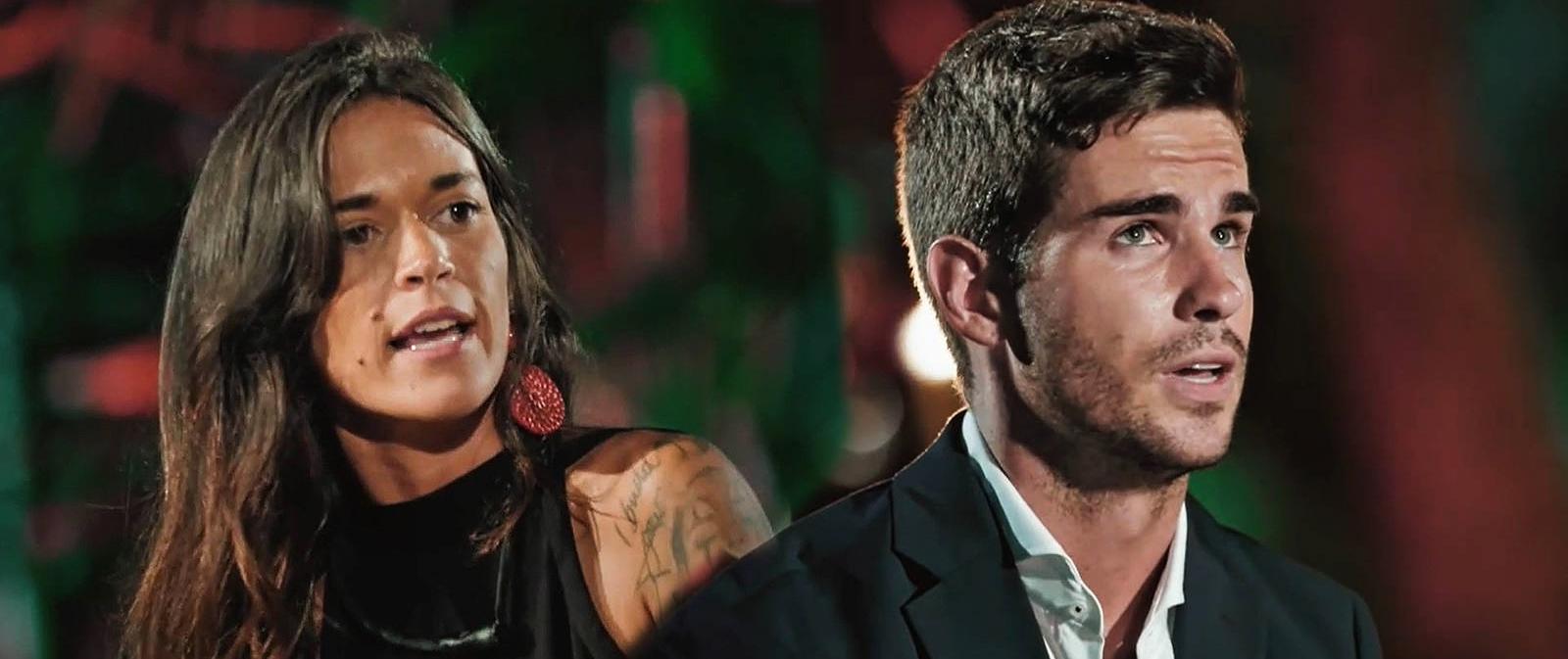 Alex i Fiama trenquen a 'La isla de las tentaciones' - Telecinco