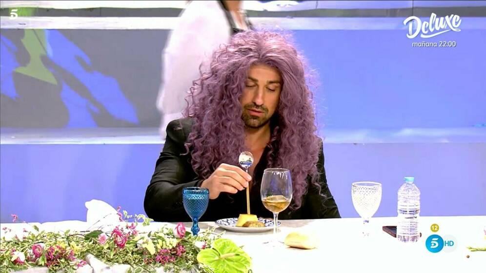 Rafa Mora a 'La última cena' - Telecinco
