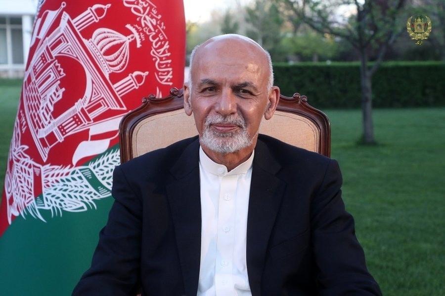 L'expresident de l'Afganistan, Ashraf Ghani / Europa Press