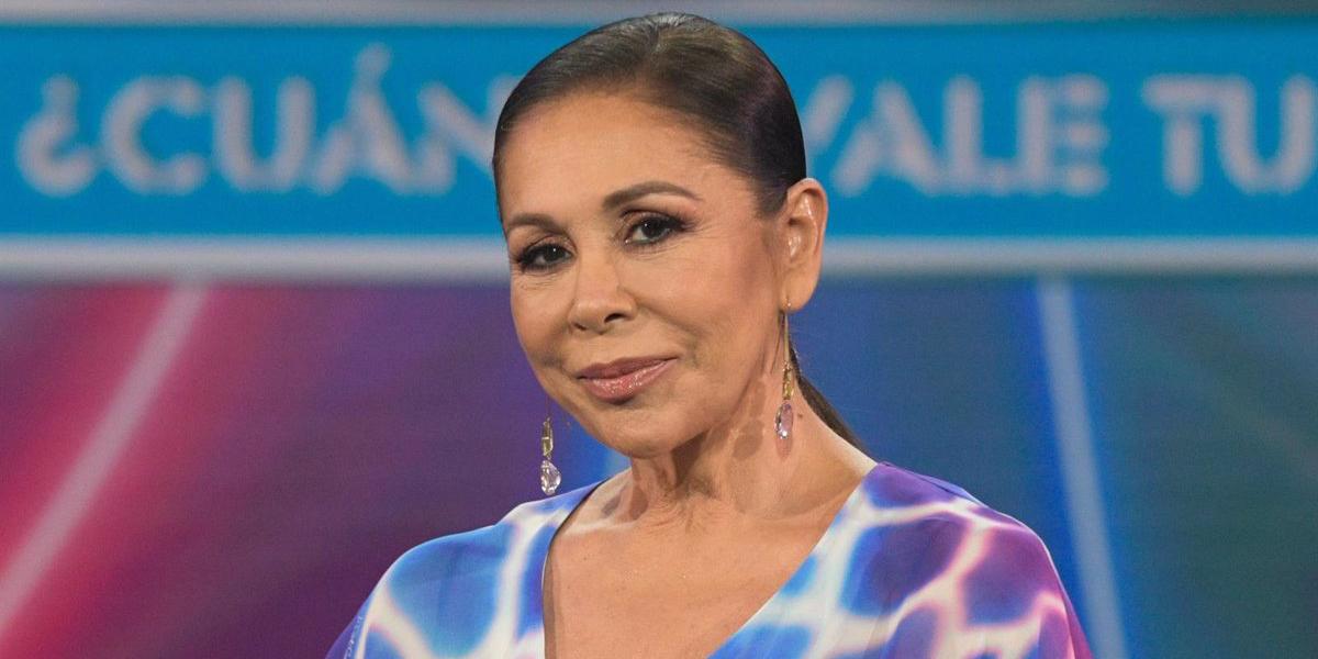 Isabel Pantoja, en una foto promocional de Telecinco