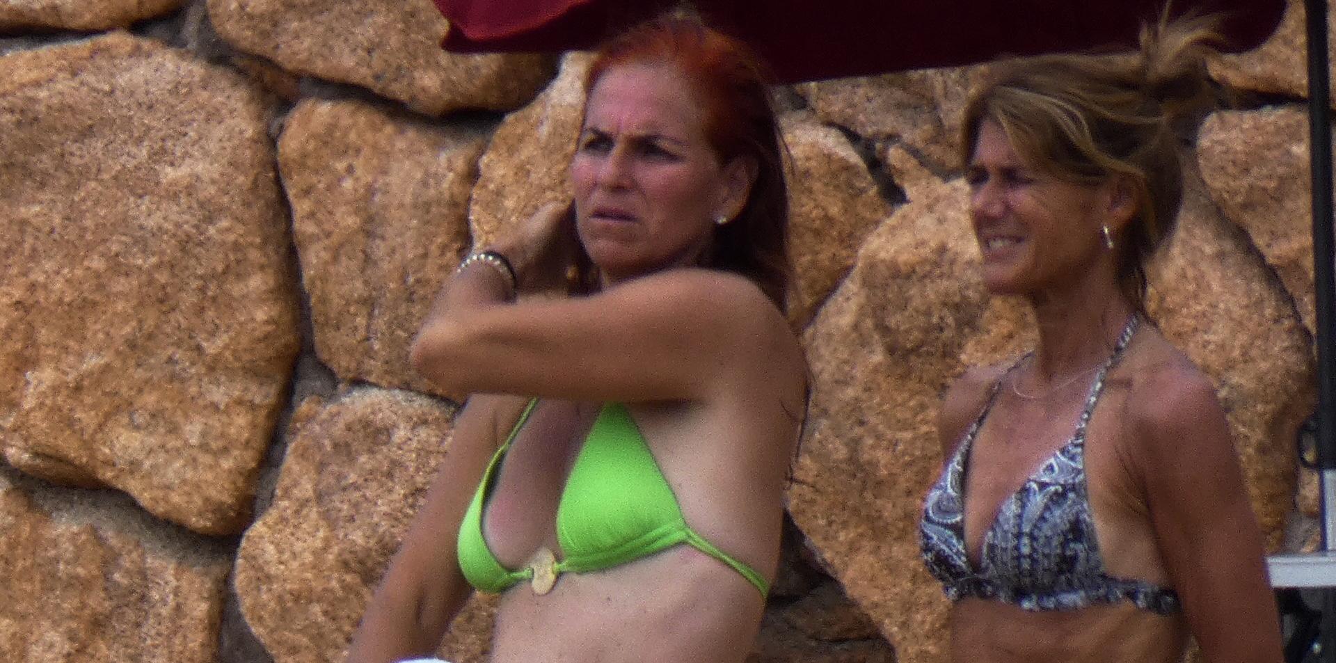 Arantxa Sánchez Vicario, enxampada a la platja - Europa Press