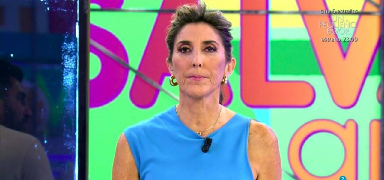 Paz Padilla parla de la vida sentimental - Telecinco