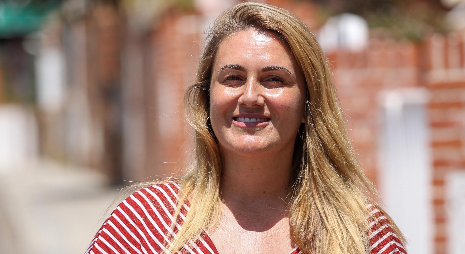 Carlota Corredera, de vacances d'estiu - Europa Press