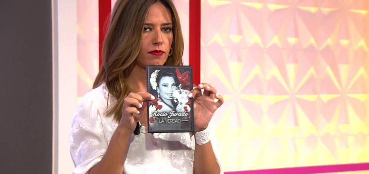 Nuría Marín, criticada per enganyar l'audiència - Telecinco