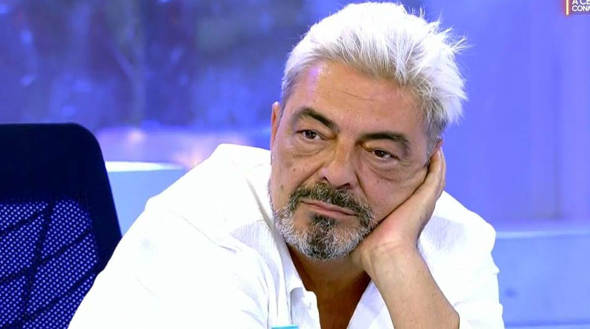 Antonio Canales a 'Sálvame' - Telecinco