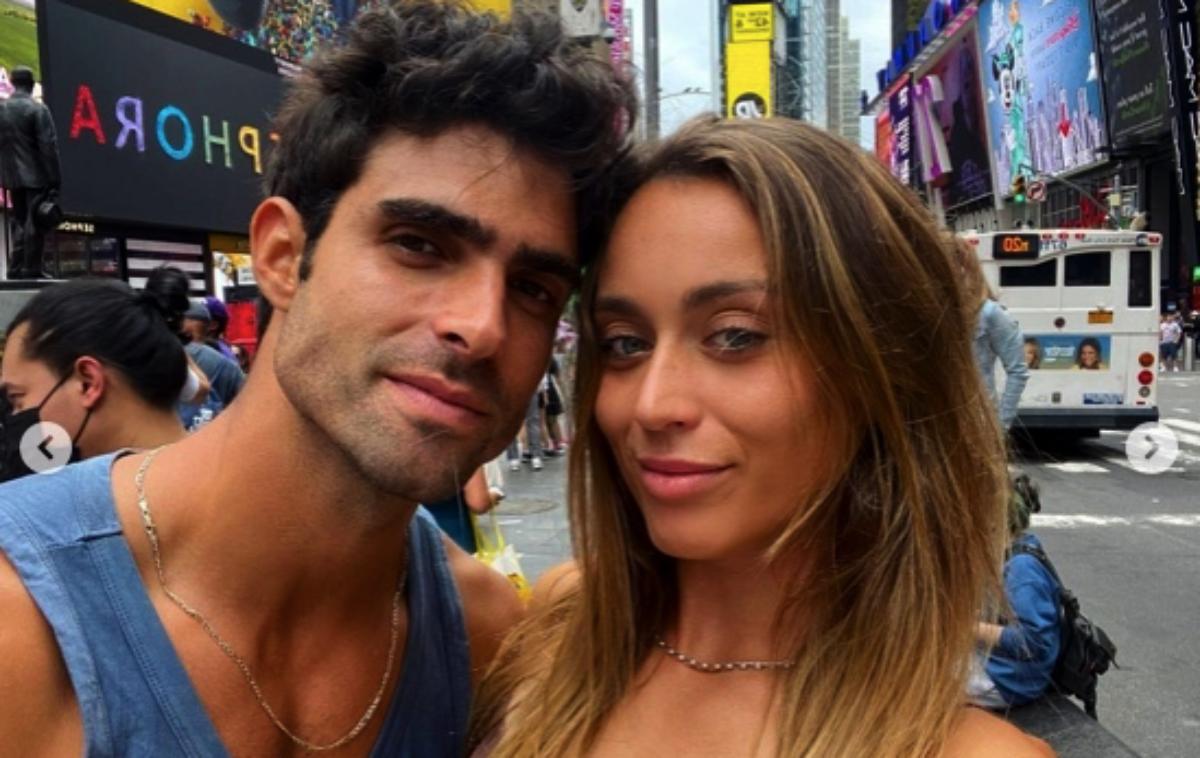 Juan Betancourt i Paula Badosa fan oficial la seva relació - Instagram