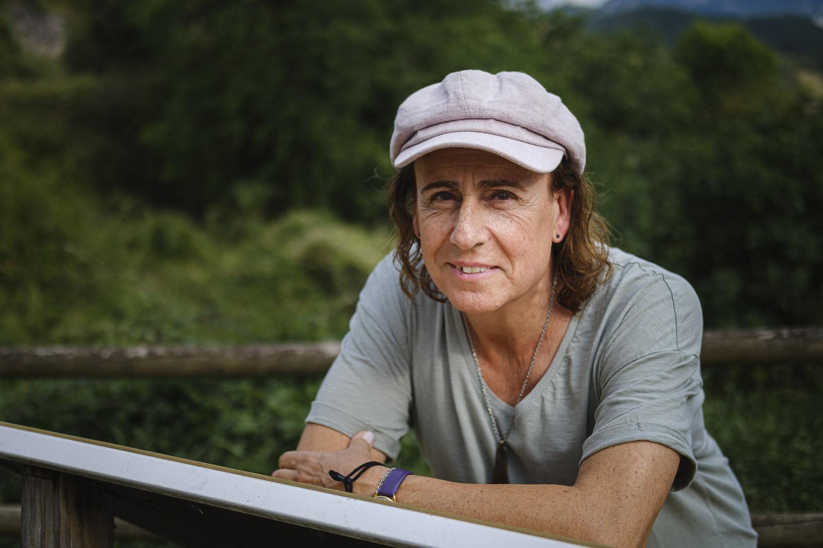 Patrícia, una dona trans que va poder canviar el seu nom a la targeta sanitària molt abans que al DNI / Jordi Borràs