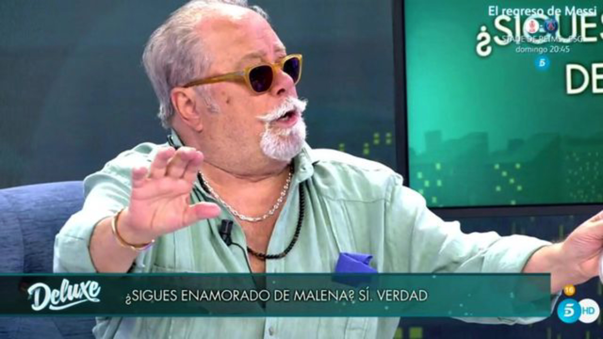 Arévalo, polèmic al 'Deluxe' - Telecinco