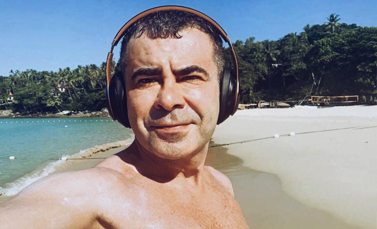 Jorge Javier Vázquez, de vacances - Instagram