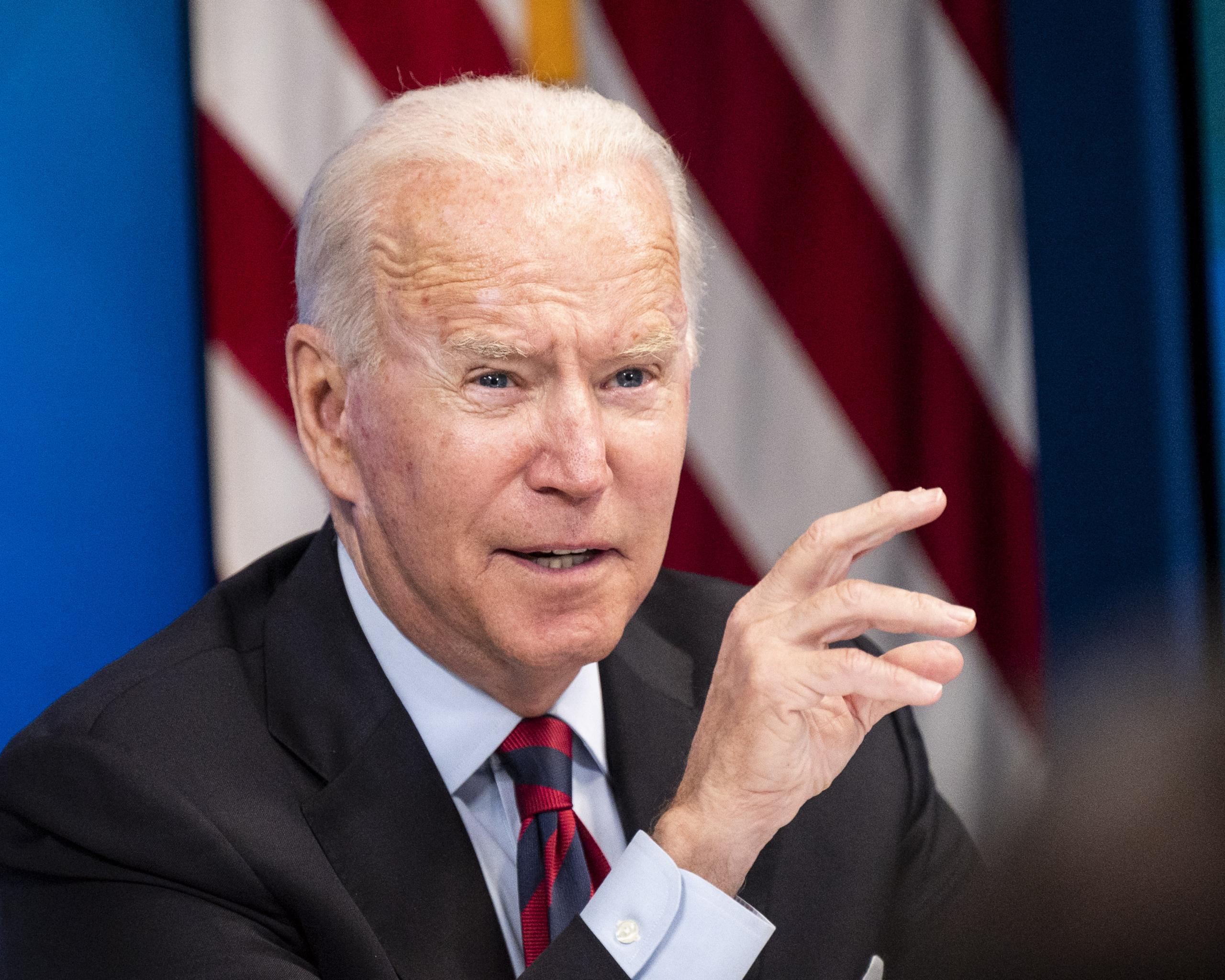 Joe Biden   Michael Brochstein/ZUMA Press Wire/dpa