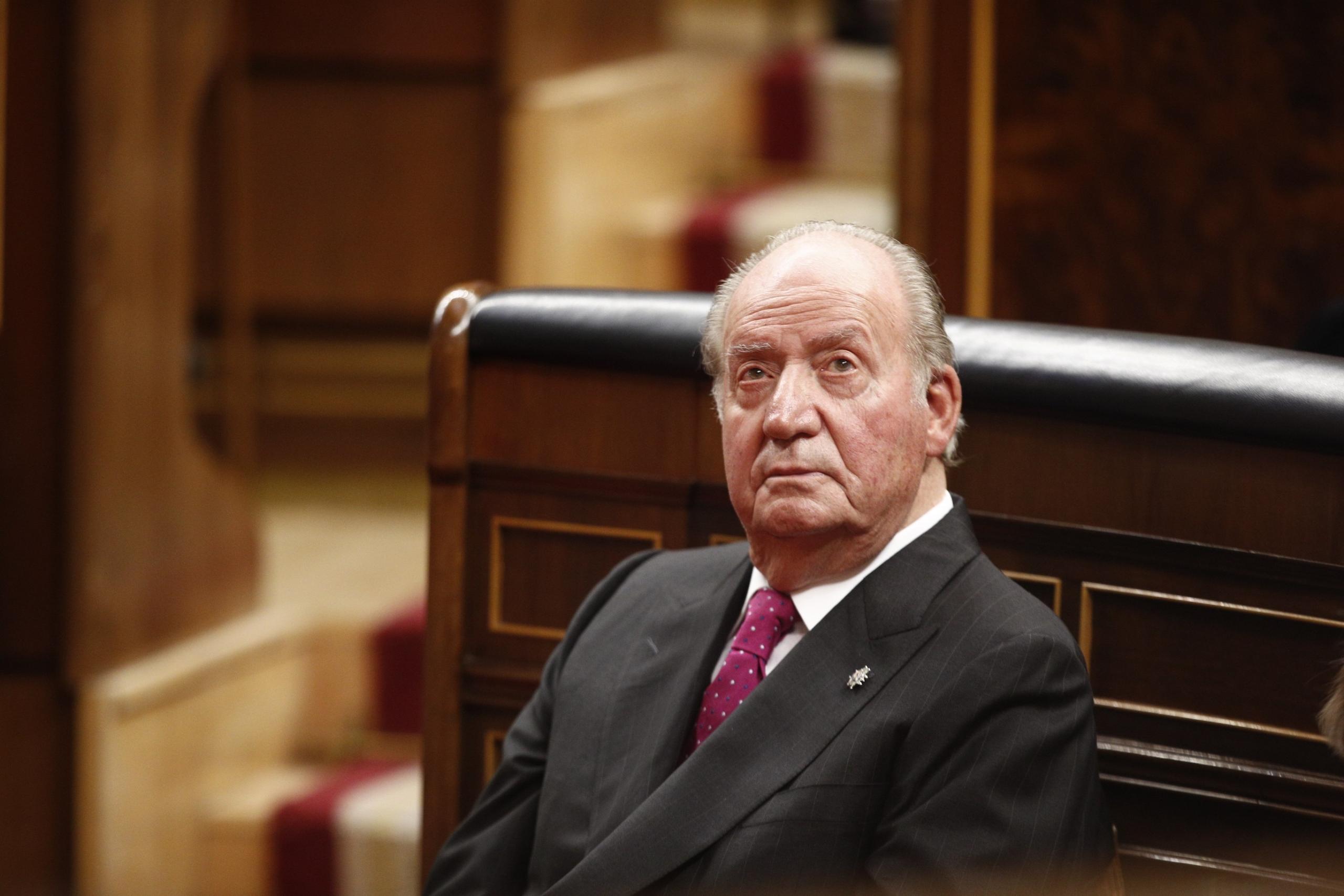 El rei emèrit Joan Carles I / Europa Press