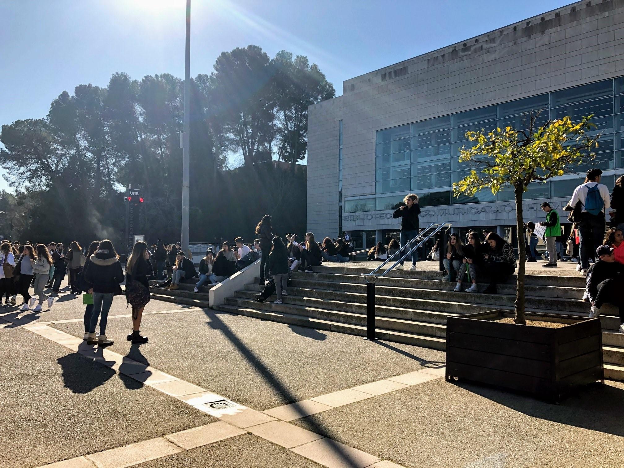 El campus de la UAB / EP