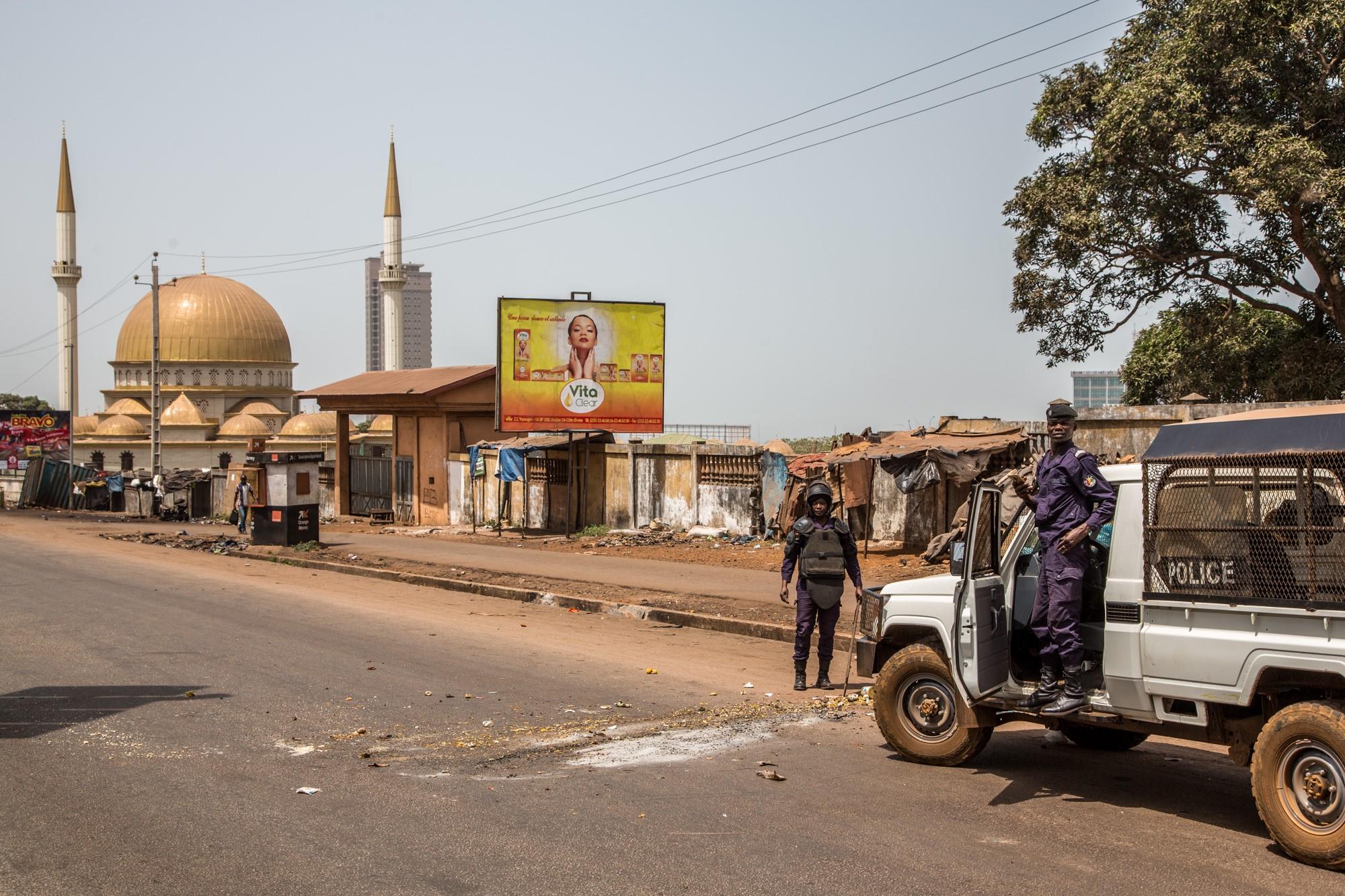 Una foto de Guinea del 2020 / EP