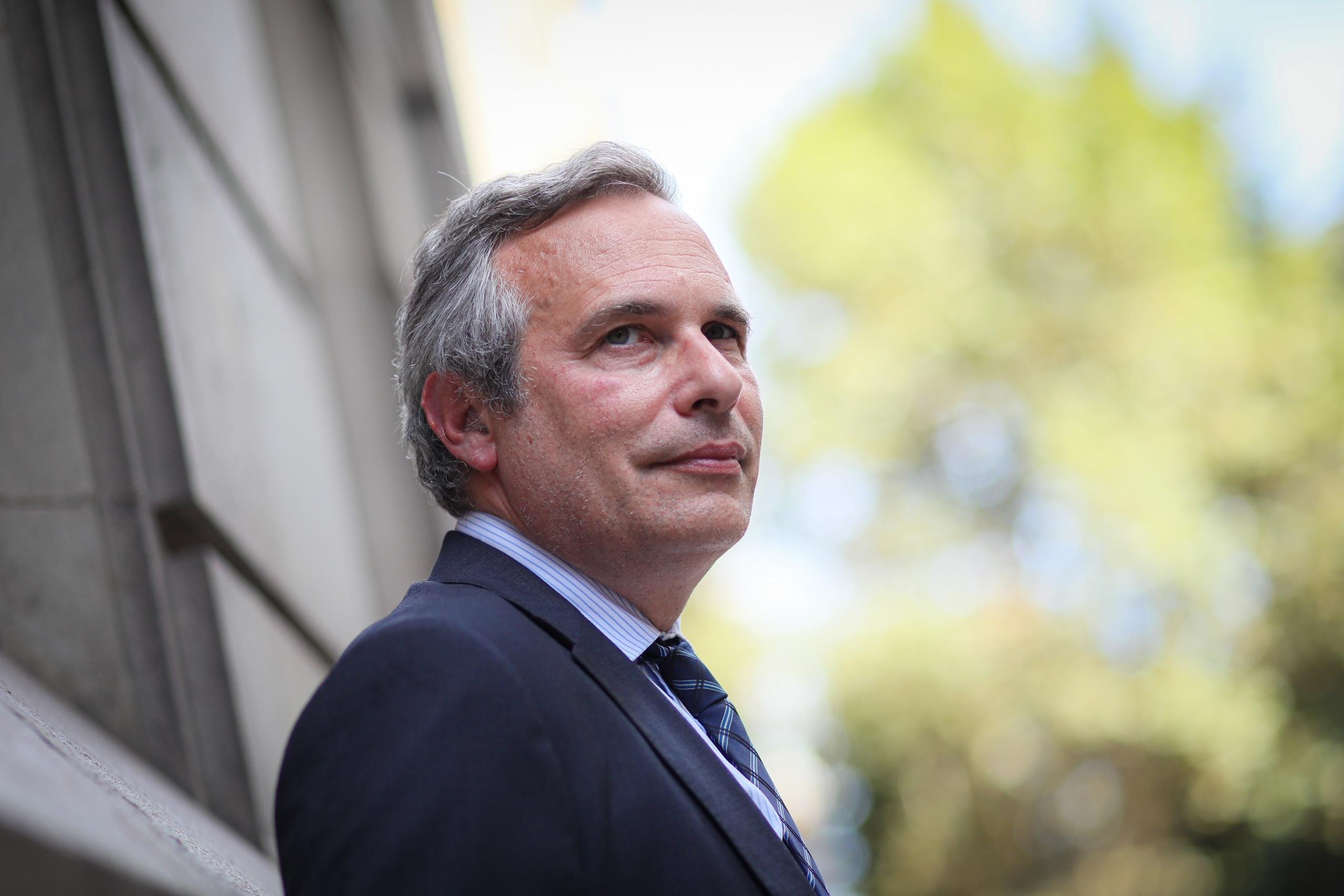 Josep Lluís Alay, cap de l'oficina del president a l'exili, Carles Puigdemont / Jordi Borràs
