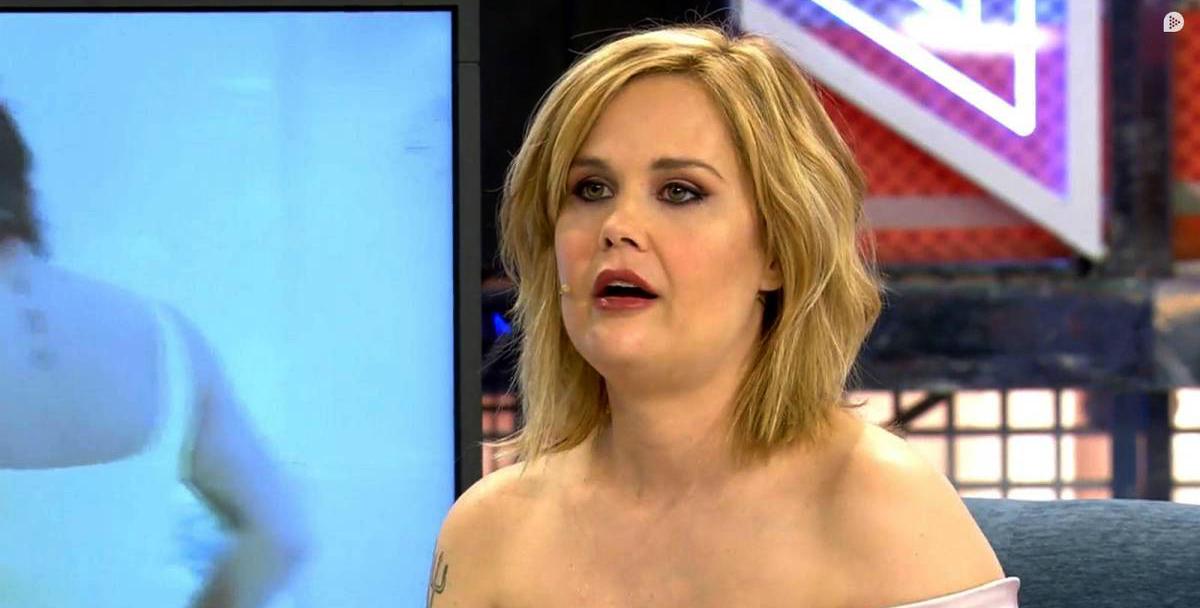Miriam Sánchez al 'Deluxe' - Telecinco