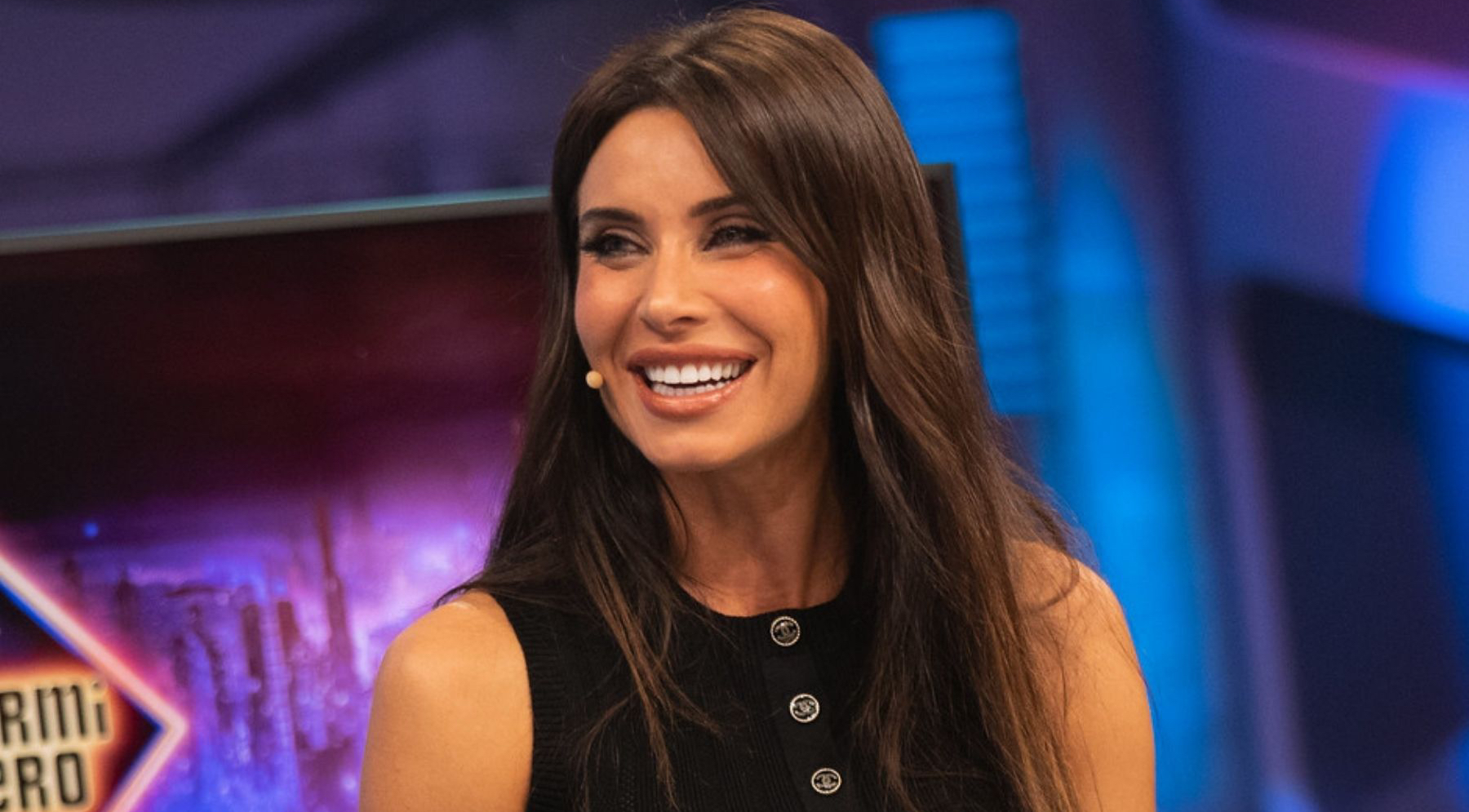 Pilar Rubio, entrevistada a 'El Hormiguero' - Antena 3