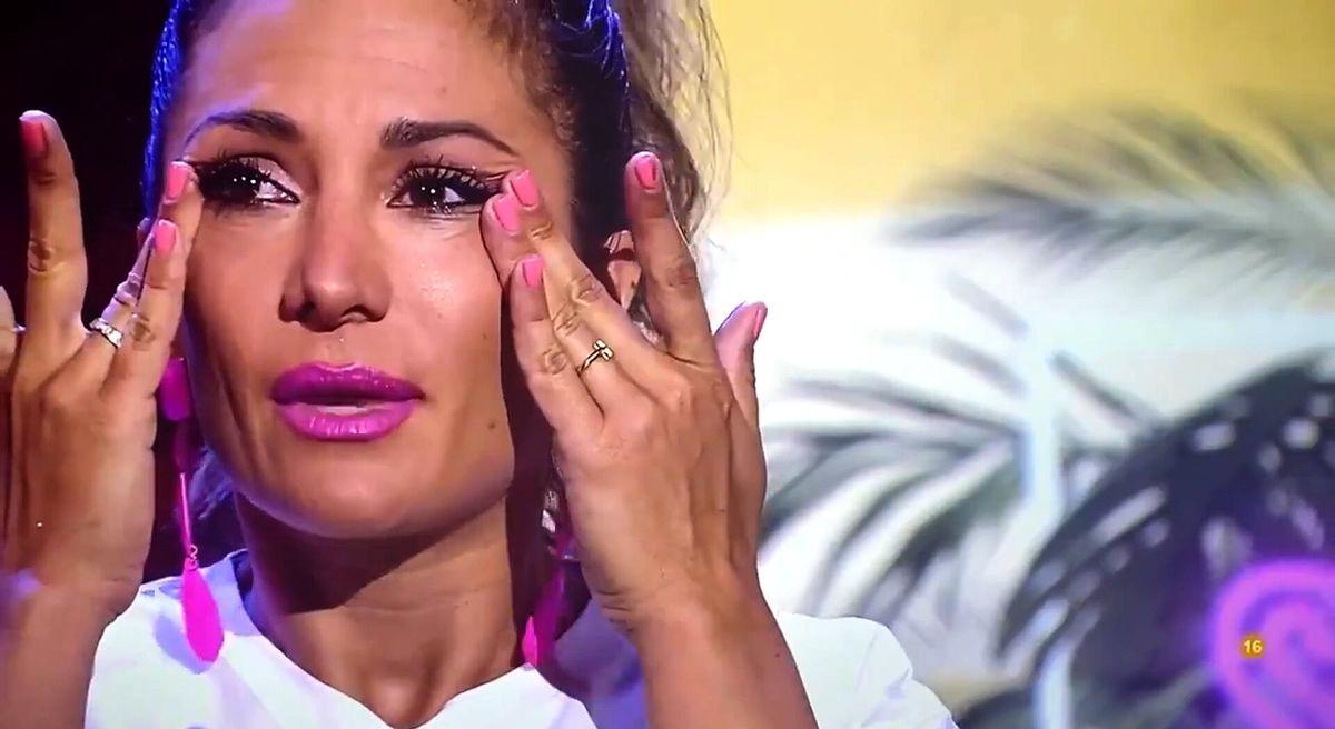 Nagore Robles plora a 'Socialité' - Mediaset