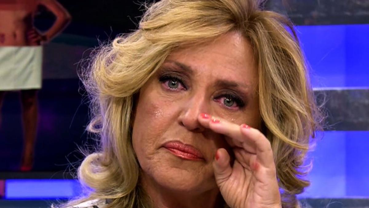 Lydia Lozano plora per les queixes dels veïns - Telecinco