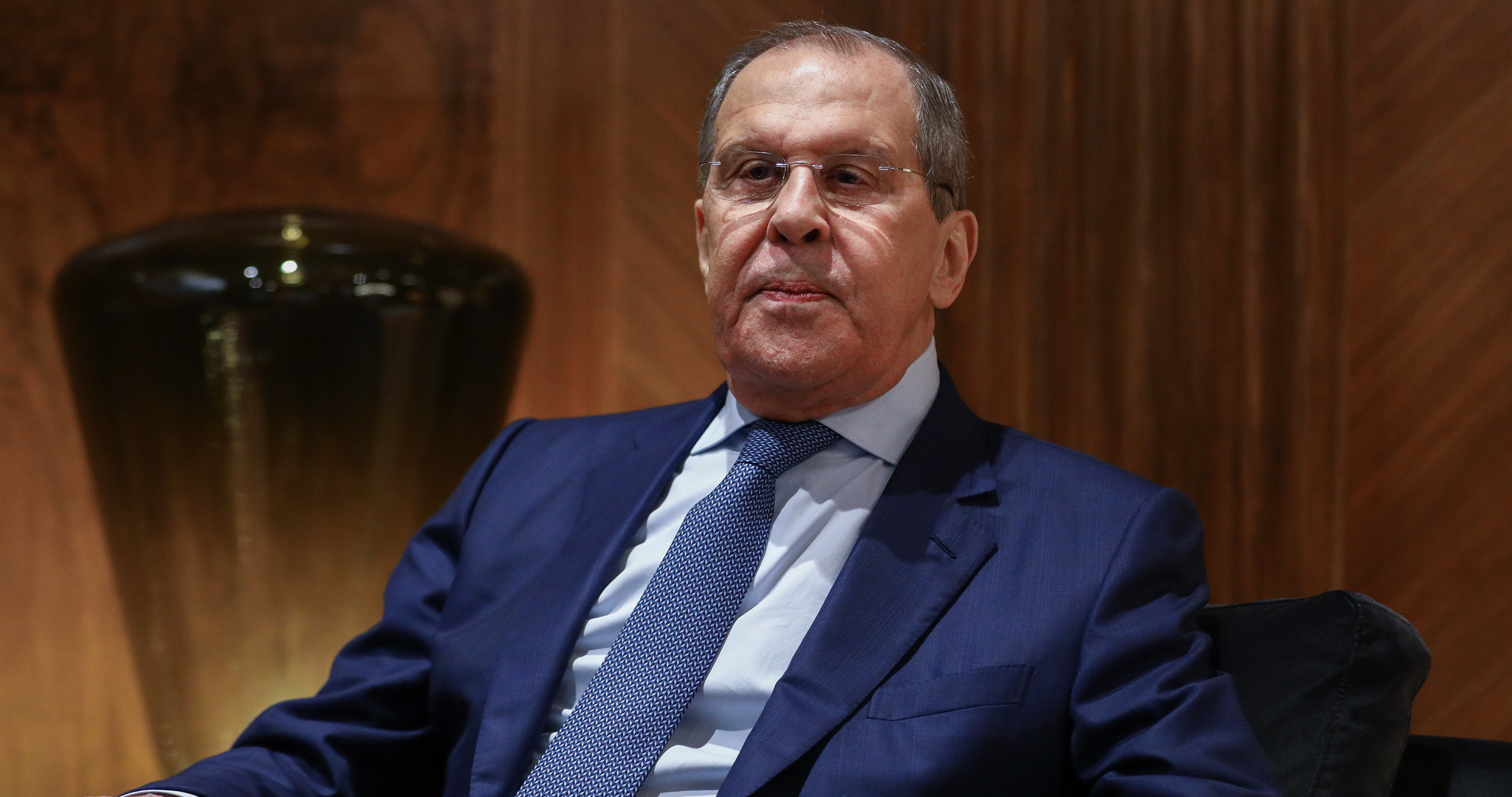 El ministre d'Afers Exteriors Rus Serguei Lavrov (MAFRussian)