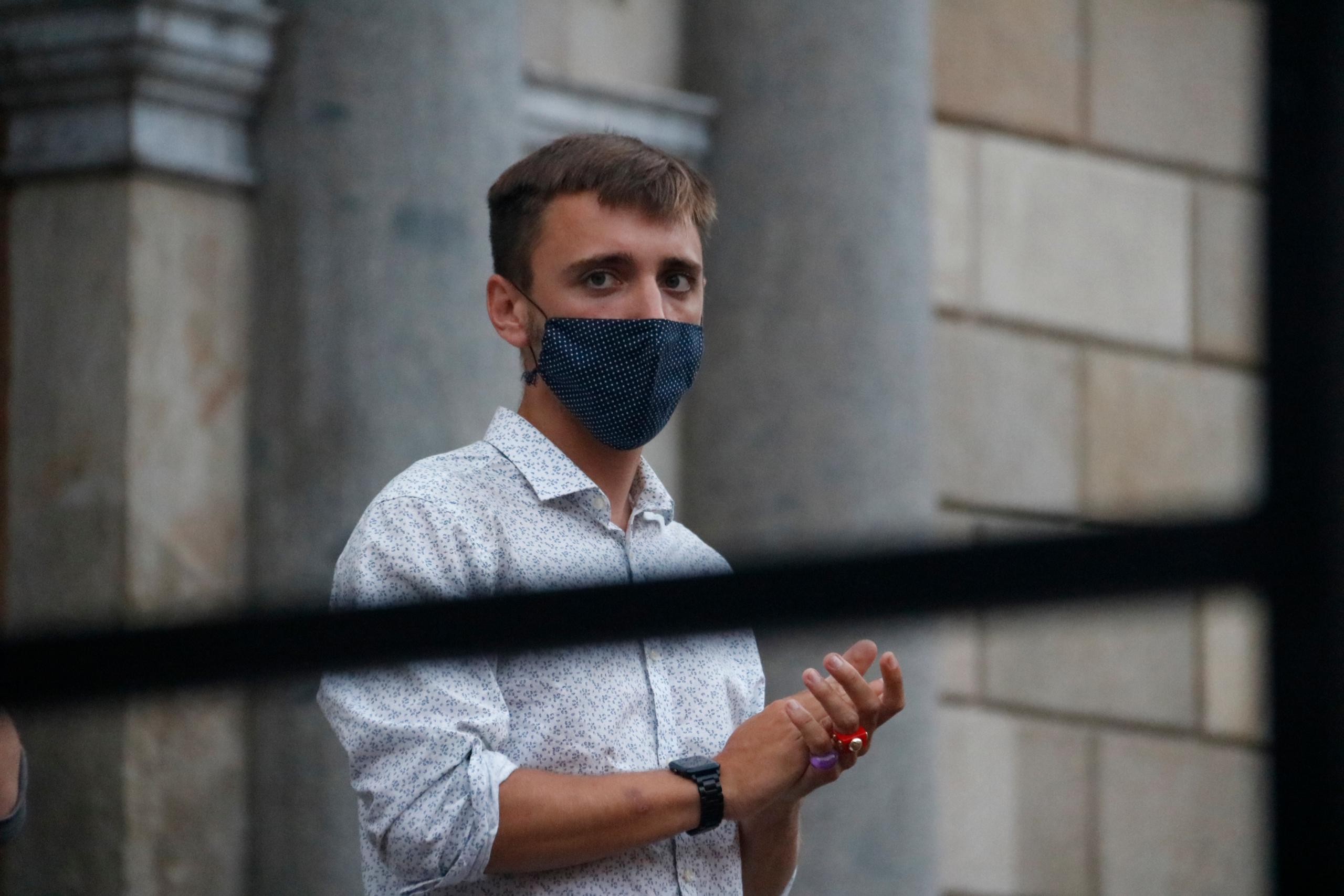 L'activista Marcel Vivet | ACN